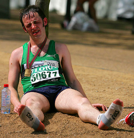 Preventing Heat Illness In Sport