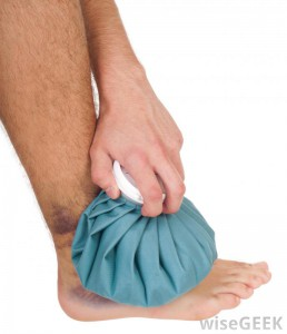 ice-pack-placed-on-foot