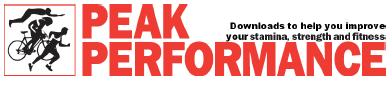 8 Week Sprint Program (Peak Performance)