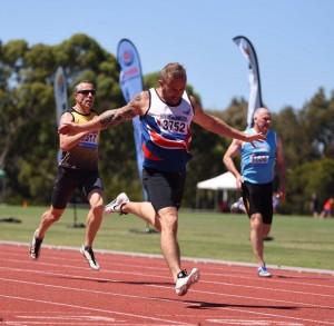 Michael Bishop 200m (50%)