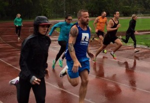 Squad Wet Track